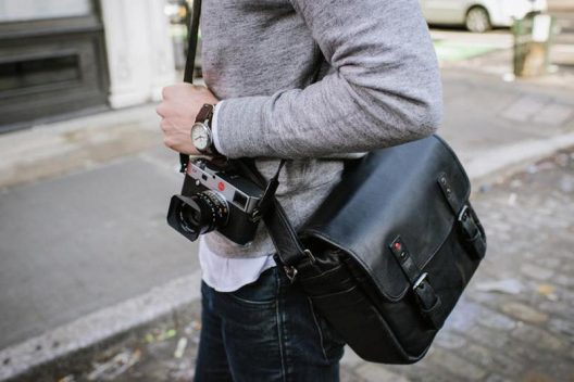 Camera Bags By Leica And ONA