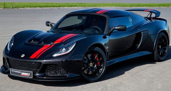Lotus Exige 350 Special Edition