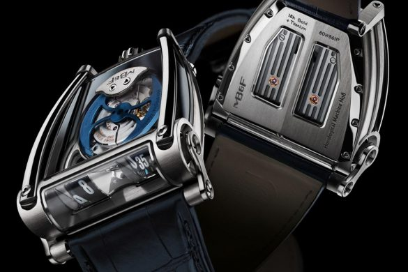 MB&F's Horological Machine No.8