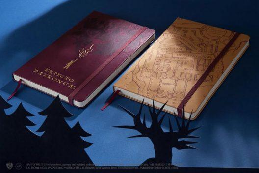 Moleskine Harry Potter Limited Edition Notebooks