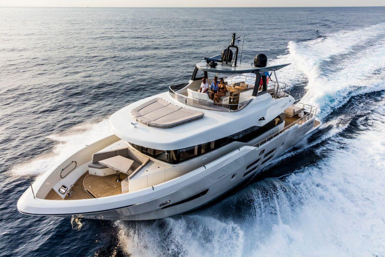 Oceanic Yachts 76