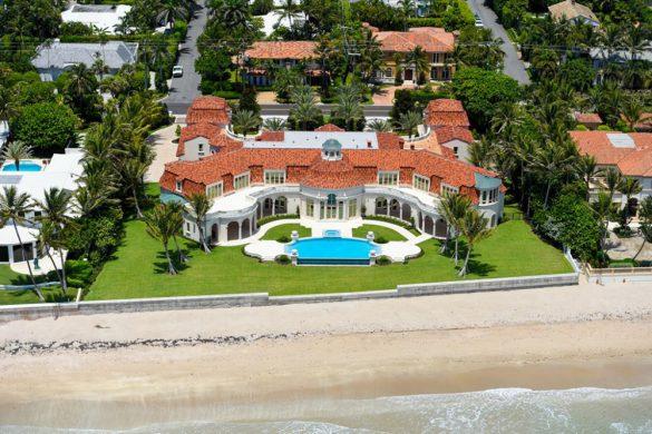 Brand New Mediterranean-style Mansion