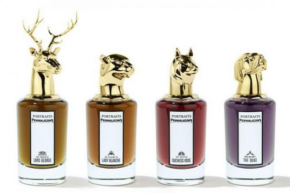Penhaligon's New Portrait Collection