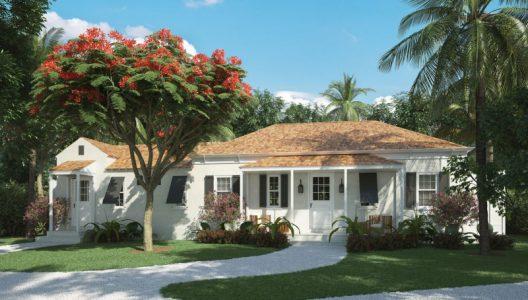 Villa In Pink Sands Resort