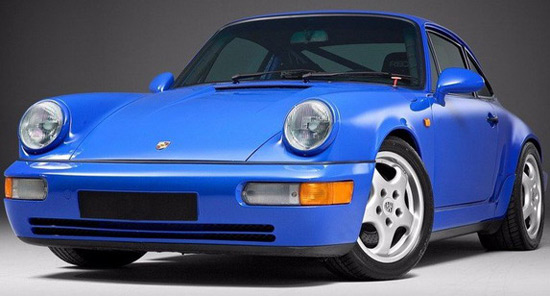 Porsche 911 Carrera RS NGT Goes Under The Hammer