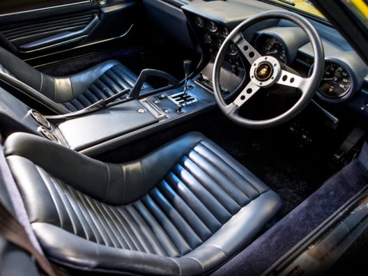 Rod Stewart's Lamborghini Miura