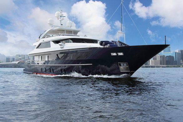 Sanlorenzo 46Steel Superyacht