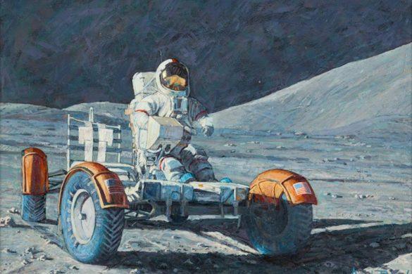 Space Exploration Auction