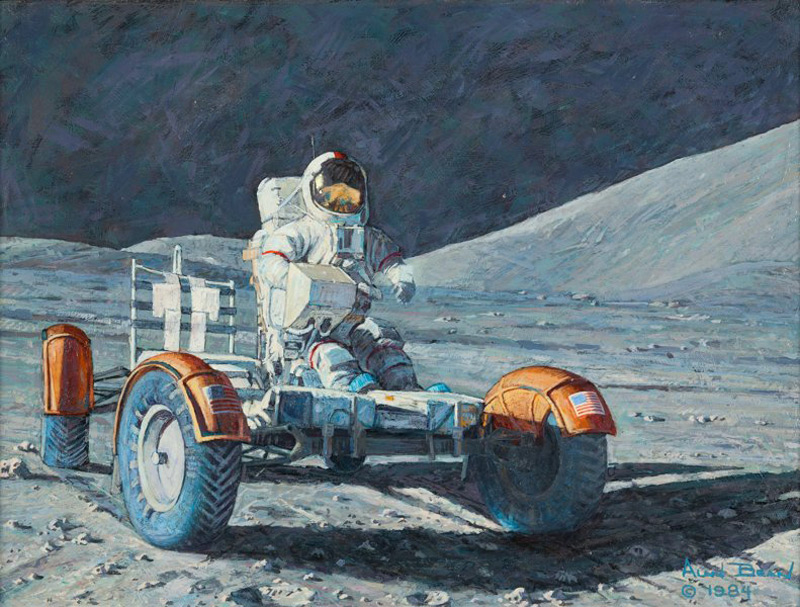Space Exploration Auction