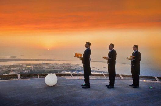 St. Regis Abu Dhabi's Dining Experience