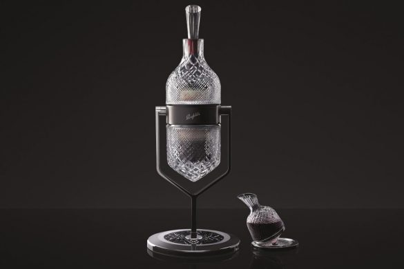 Penfolds Teamed Up With Saint-Louis For $185,000 Grange Decanter