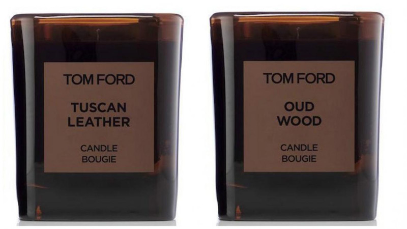 Tom Ford's Private Blend Collection In Candle Form
