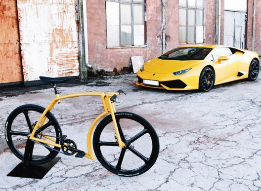 Viks GT Bike