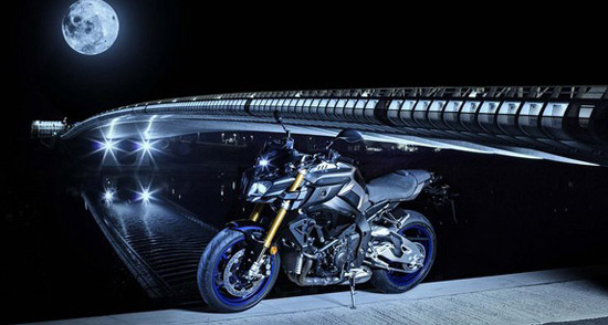 Yamaha MT-10 World Cup