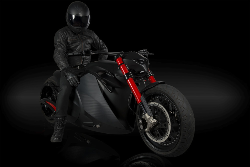 Zvexx – Electric Motorcycle From Switzerland