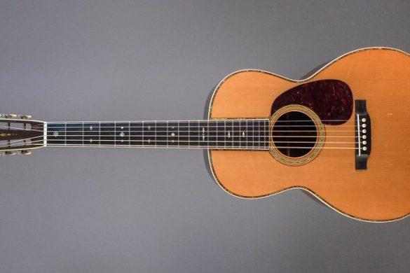 1930 Martin Guitar Sold