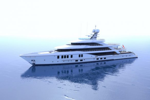 Amels Superyacht