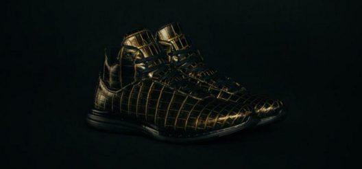 APL Crocodile Skin Sneakers