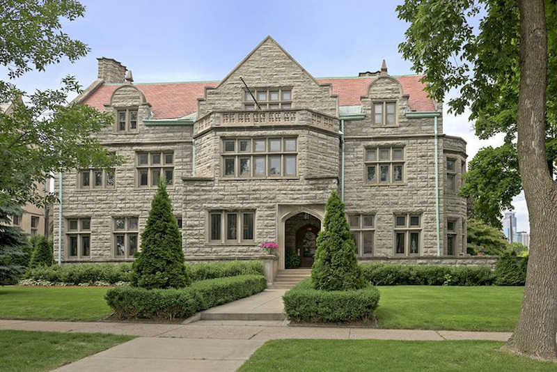 Historic c.1903 Alfred F. Pillsbury House