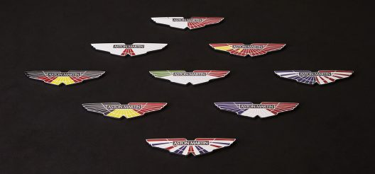 Aston Martin Badges by Vaughtons