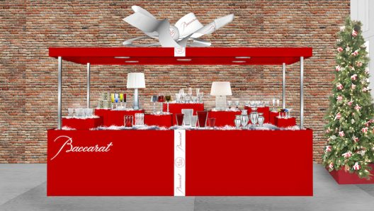 Baccarat Pop-Up Store In New York