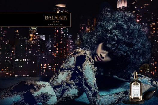 Balmain's Hair Fragrance