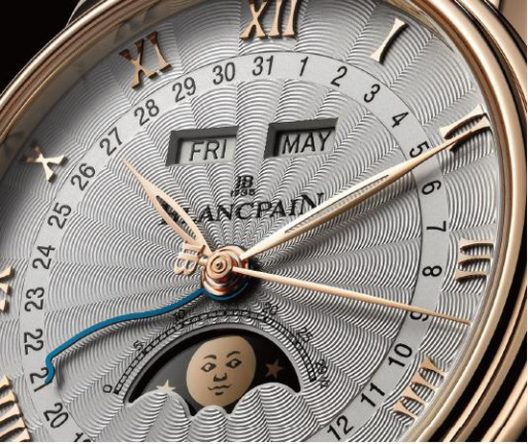 Blancpain Villeret Ultra Slim Champagne Collection