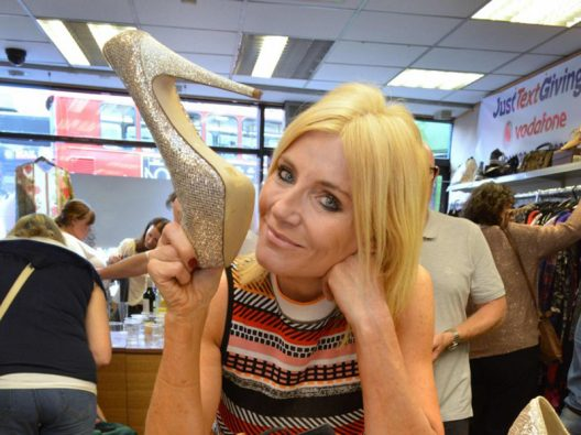 CharityStars Celebrity Shoe Auction