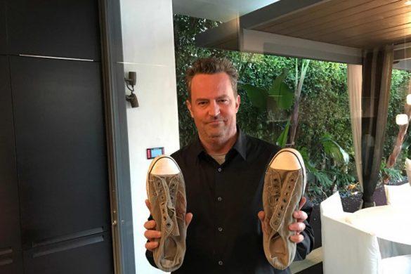 CharityStars Celebrity Shoe Auction