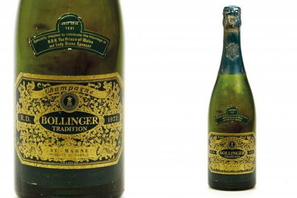 James Bond's Favorite Champagne