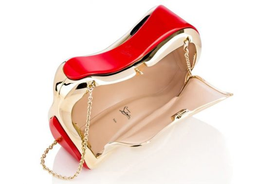 Christian Louboutin's Shoespeaks Bag