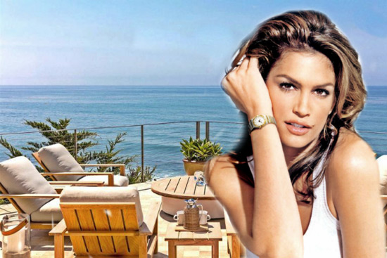 Cindy Crawford's Malibu Mansion