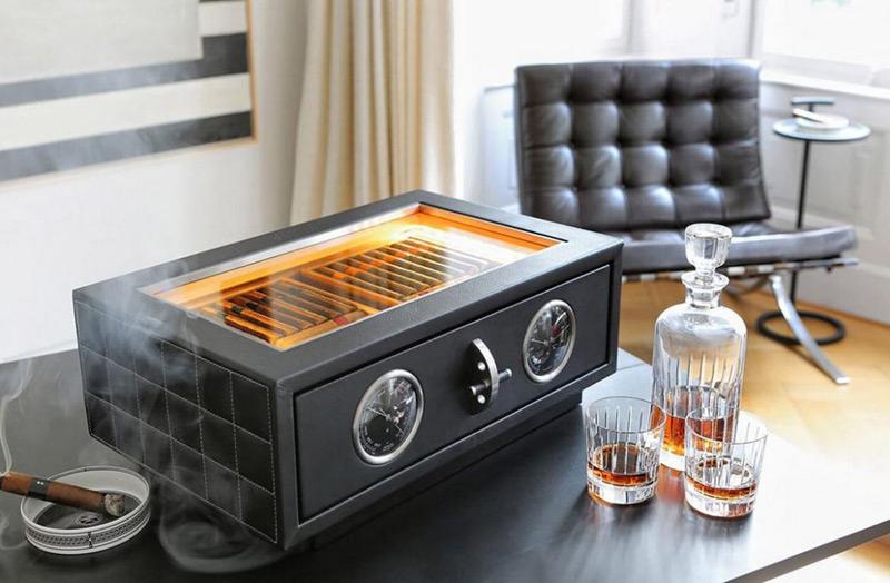 Döttling Luxury Safe For Fine Cigars