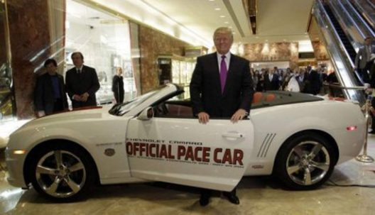 Donald Trump's Favorite Car