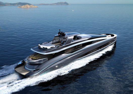 EVO 115 Superyacht