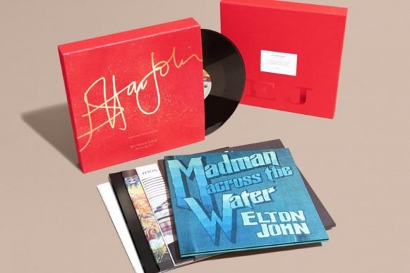 Elton John Exclusive Vinyl Reissue Box