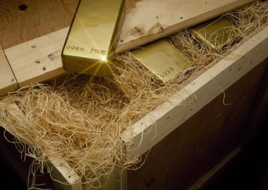 Frenchman Found 100 kg Of Gold