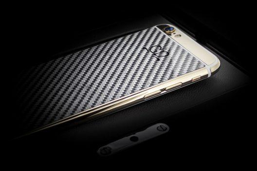 Golden Dreams iPhone 7 Carbon Concept Edition