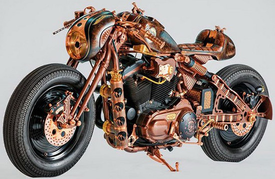 Harley-Davidson Inspired by Music