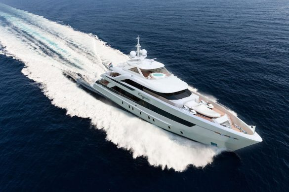 Heesen's 42m Project Cayman