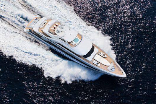 Heesen's 42m Project Cayman