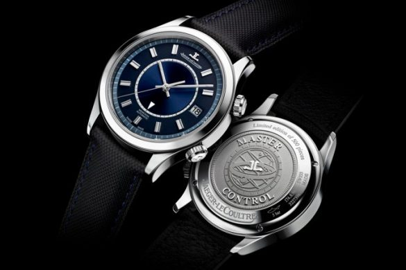 Jaeger-LeCoultre's Master Memovox Boutique Edition