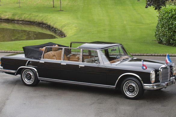 Mercedes-Benz 600 Pullman Landaulet 1967 Six Door