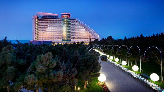 Jumeirah Bilgah Beach Hotel