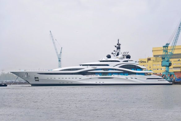 Jupiter Superyacht