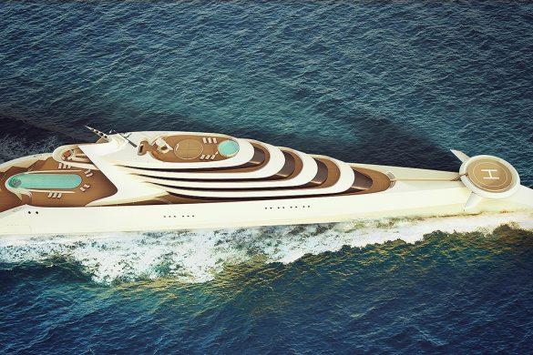 L'Amage Superyacht