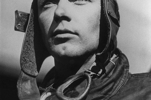 Lindbergh Lost Flying Hat