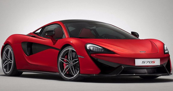 """McLaren 570S """"Design Edition"""""""