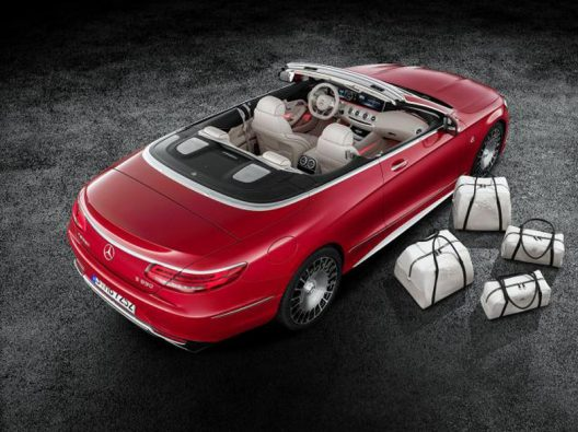 Mercedes-Maybach S650 Convertible
