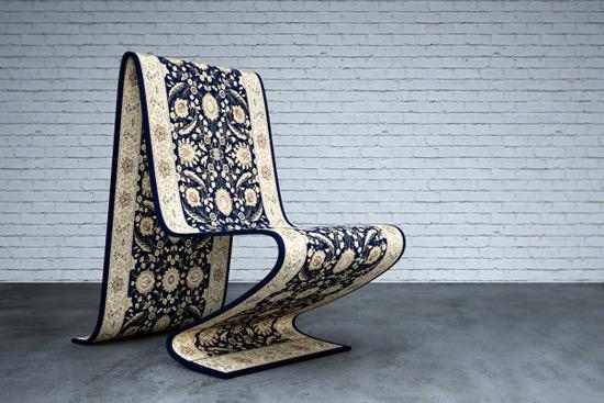 Flying Carpet Chair